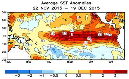 Average SST Nino 3.4 as of 2015-12-19.jpg