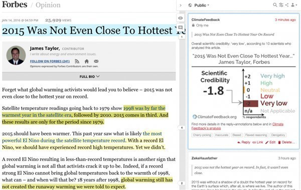 Climate Feedback - James-Taylor_Forbes_2015-not-hottest-year-on-record_screen-1024x650.jpg