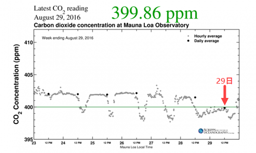 Mauna Loa CO2 Level 20160829.png