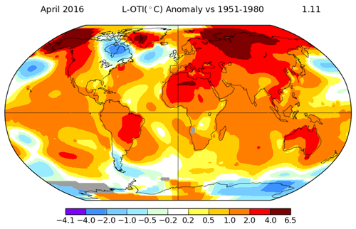 NASA GISS Global Temp Anomaly Map 2016-04 Robinson.png