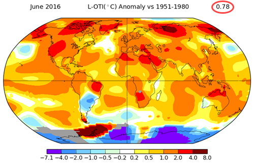 NASA GISS Global Temp Anomaly Map 2016-06 Robinson.png