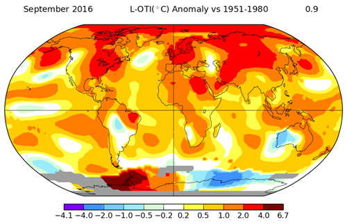 NASA GISS Global Temp Anomaly Map 2016-09 Robinson.png