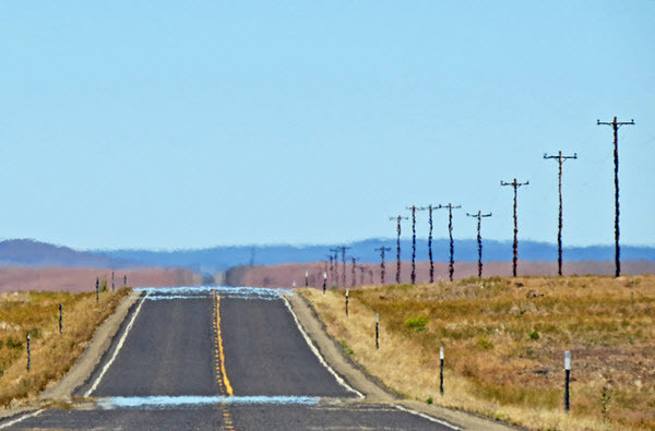 Nevada desert highway heat waves affecting image.jpg