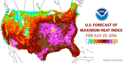 U.S. Max Heat Index 2016-07-23.png