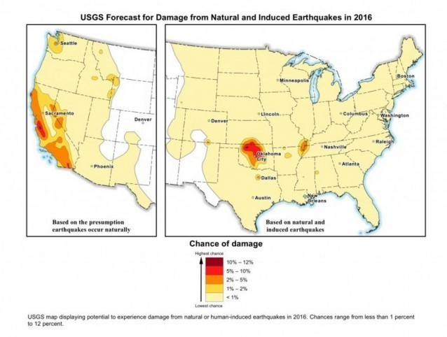 USGS Forecast for Damage from Natural and Induced Earthquakes in 2016.jpg